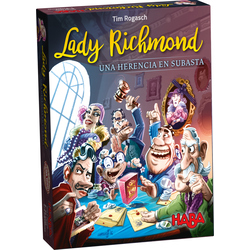 Lady Richmond – Una herencia en subasta