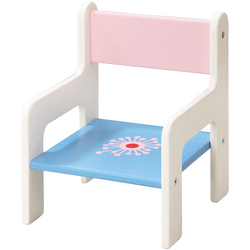 Doll chair Flower Burst