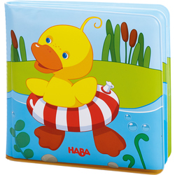 Libro para el baño Patito nadador