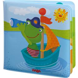 Libro para el baño Capitán Rana