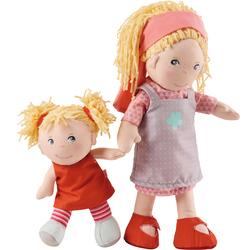 Las muñecas hermanas Lennja y Elin