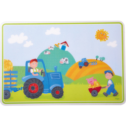 Kinderplacemat Tractor