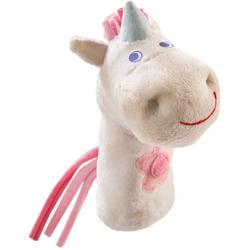 Títere de dedo Unicornio