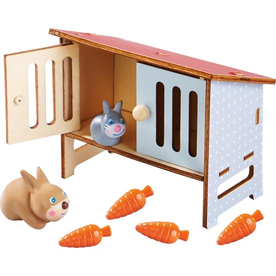 Bauernhof Haba Little Friends EselBauernhoftiere zum SpielenBauernhof Spielzeug