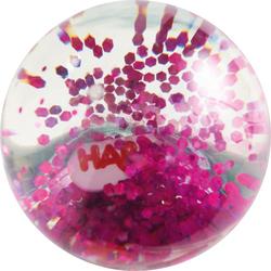 Kullerbü – Biglia a effetto Brillantini rosa