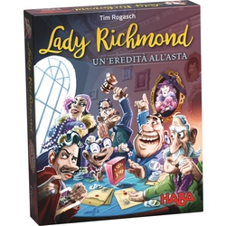 Lady Richmond – Un'eredità all'asta