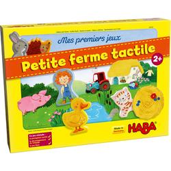 Mes premiers jeux – Petite ferme tactile