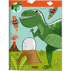 Coloring book Dinos