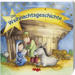 Die Weihnachtsgeschichte HABA 303227