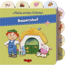 Meine ersten Wörter – Bauernhof