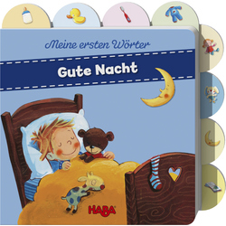 My First Words - Gute Nacht HABA 303249