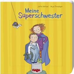 Meine Superschwester HABA 303158