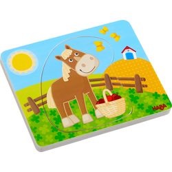 Wooden puzzle Fun on the Farm