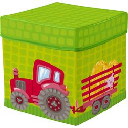 Cube siège Tracteur