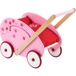 Doll Pram Wildflower dream