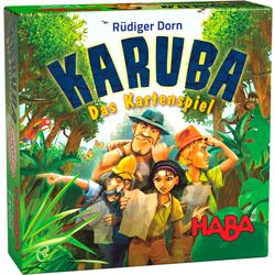Karuba – Das Kartenspiel