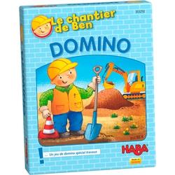 Le chantier de Ben : Domino