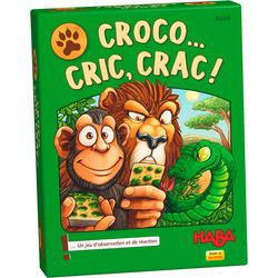Croco… cric, crac !