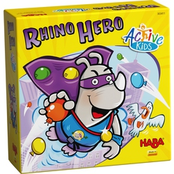 Rhino Hero – Active Kids