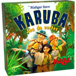 Karuba – Jeu de cartes