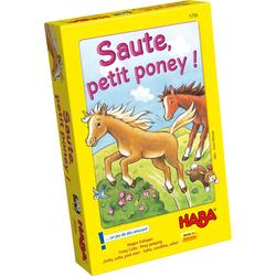 Saute, petit poney !