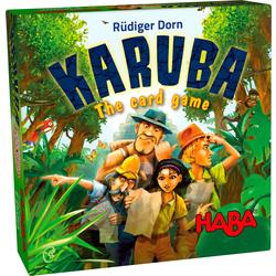 Karuba – Il gioco di carte