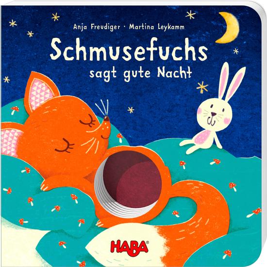 Schmusefuchs Sagt Gute Nacht Haba 303534 Carton Picture Books