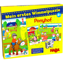My First Wimmel Puzzle – Horse Farm