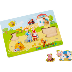 Clutching puzzle On the farm
