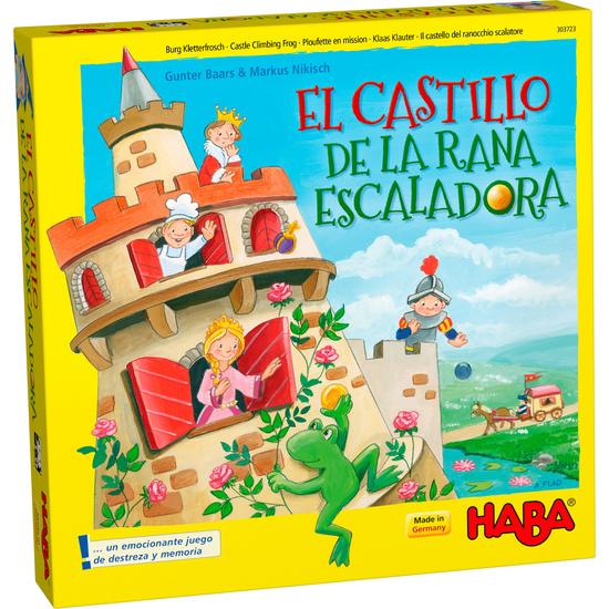 El Castillo De La Rana Escaladora Haba Inventa Juguetes Para