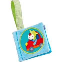 Mini-livre en tissu pour poussette Dragon Duri