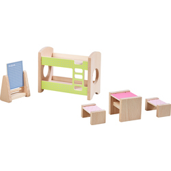 Little Friends – Dollhouse Furniture Children's Room for Two