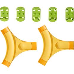 Kullerbü – Complementary Set Swing-switch Rails