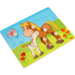 Puzzle à boutons Chevaux