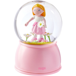 LED Night light and Glitter globe Princess