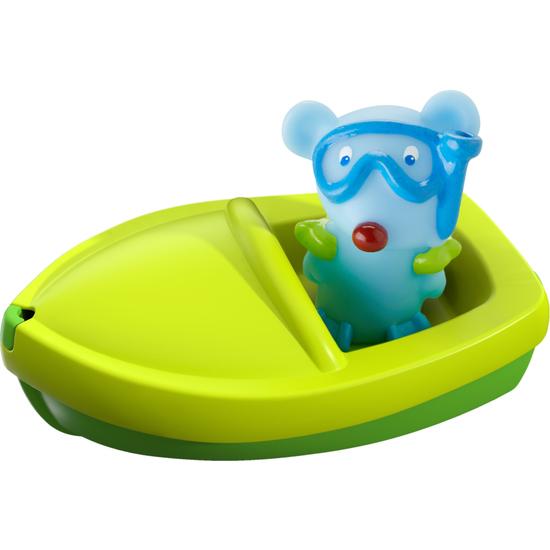 barquito de baño ratón a la vista juguetes para el agua