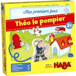 Mes premiers jeux – Théo le pompier