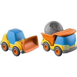 Playful Set Wheel Loader and Dump Truck