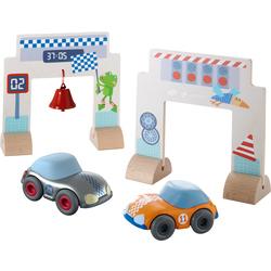 Kullerbü – Playful Set Theme Set Race Track and Silver Speedster