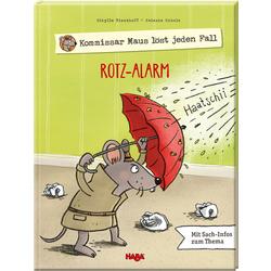 Kommissar Maus löst jeden Fall – Rotz-Alarm