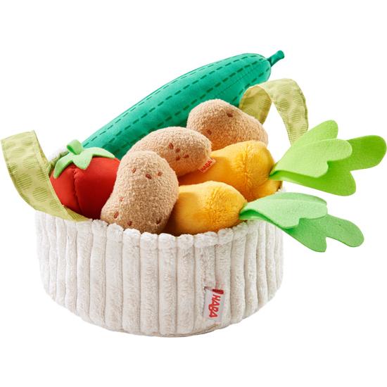 Kinder Kaufladen Spielzeug Selber Bauen   Gemusekorb Kaufladen Kinderkuche Zubehor Spielzeug Haba