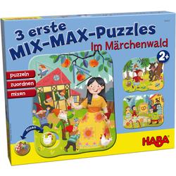 Holzspielzeug Pocket Puzzle bunt Holz Kinderpuzzle Puzzle Kinder