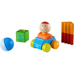 Klingende Bausteine im Beutel 40mm Steine Bauklötze Holzspielzeug NEU Volkskunst