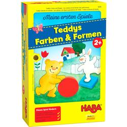 Meine ersten Spiele – Teddys Farben und Formen
