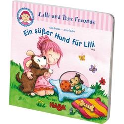 Gucklochbuch – Ein süßer Hund für Lilli
