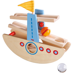 Ball Track Rocking Dinghy
