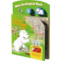 Brettspiel-Buch – Im Zoo mit Eisbär Emil