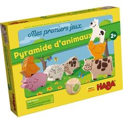 Mes premiers jeux – Pyramide d'animaux