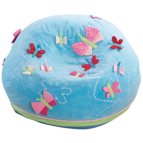 Prime Beanbag Summer Butterfly Beanbags For Children Creativecarmelina Interior Chair Design Creativecarmelinacom