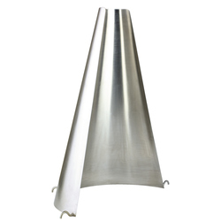 Wind and heat shield